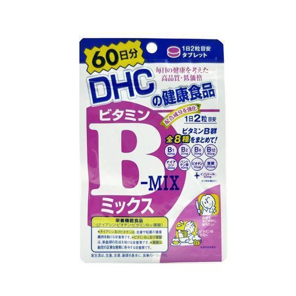 DHC - DHC維他命B雜(60日份)