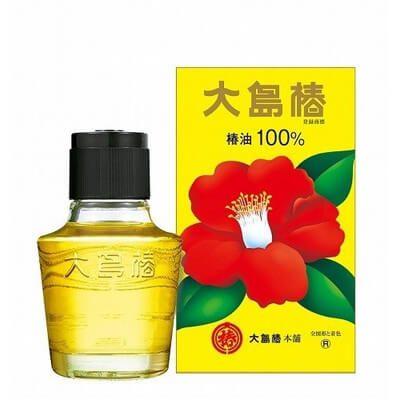 大島椿 山茶花籽精華護髮油 (山茶花油100%) 40ml