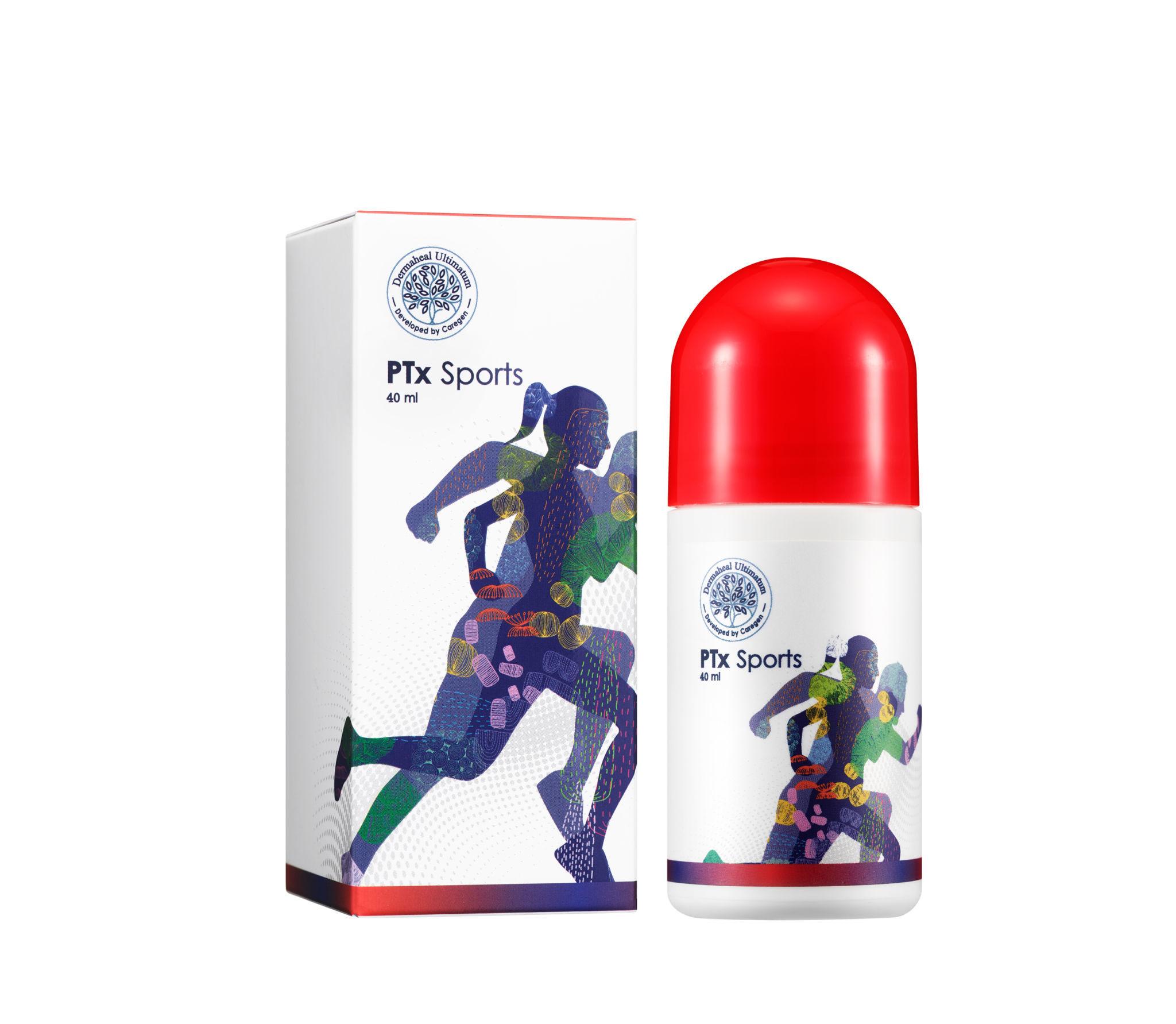 PTx Sports 強效舒肌肽