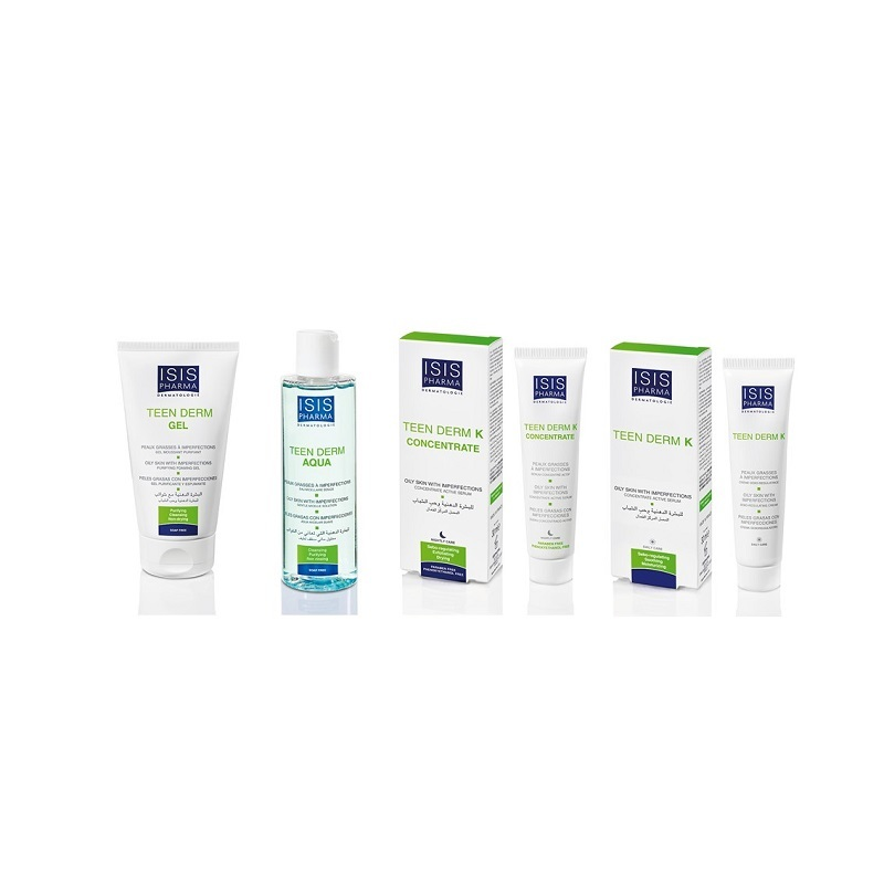 ISIS PHARMA Teen Derm Set