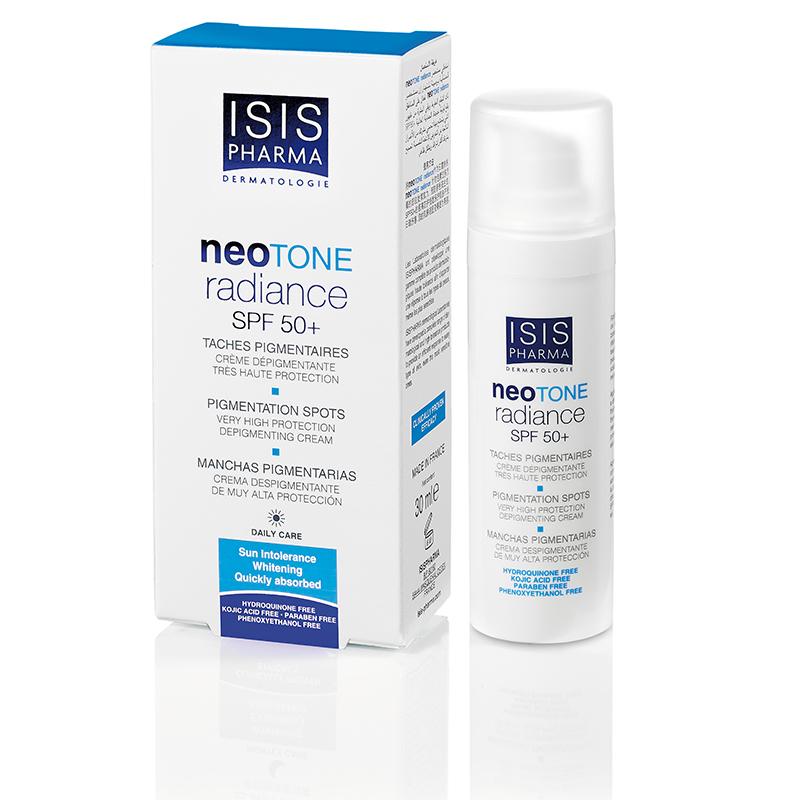 ISIS PHARMA neoTONE radiance SPF 50+