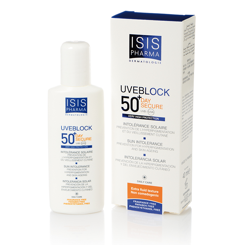 ISIS PHARMA UVEBLOCK Day Secure SPF50+