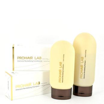 Prohair Lab 賦活抗脫洗護套裝(洗髮露1支+護髮素1支)+活髮精華