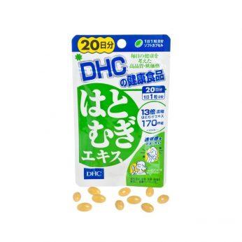 DHC - 薏仁精華美白丸 (20日)