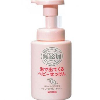 MIYOSHI - 無添加沐浴泡沫 250ml