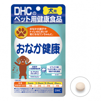 DHC - 犬用腸道保健素 60粒