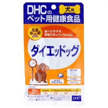 DHC - 犬用控制體重減肥片 60粒