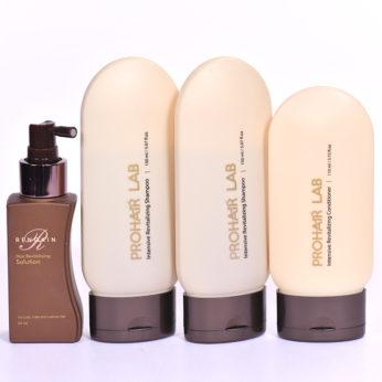 Prohair Lab 賦活抗脫洗護套裝(洗髮露2支+護髮素1支)+活髮精華