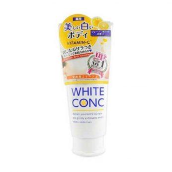 WHITE CONC - 維他命C身體美白保濕磨砂膏