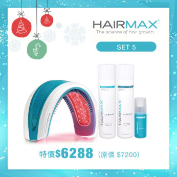 **X'max Promotion** HairMax® LASERBAND 82 + Shampoo+ Conditioner+ Activator