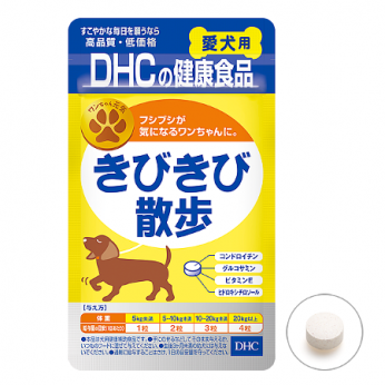 DHC - 犬用關節保健素 60粒