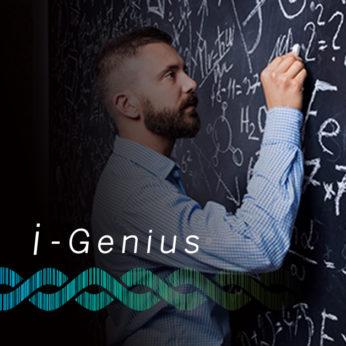 i-Genius  天賦