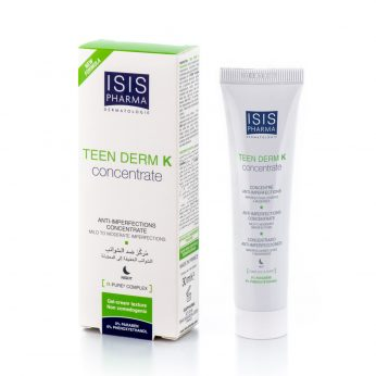 ISIS PHARMA TEEN DERM K Concentrate