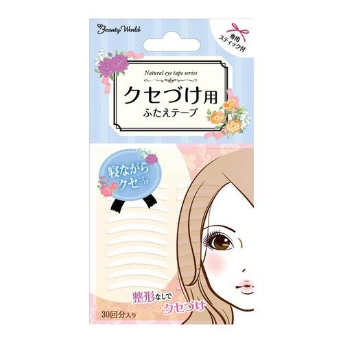 Beauty World - 雙眼皮膠貼(雙面)30對