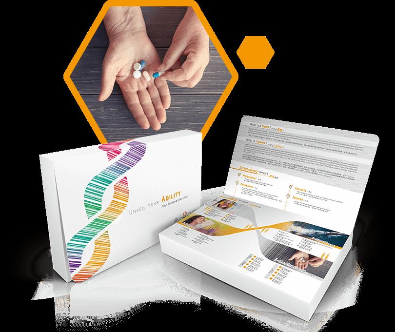 i-Medications 三高藥物基因檢測